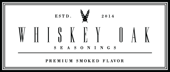 Whiskey Oak Seasonings Sticky Logo Retina