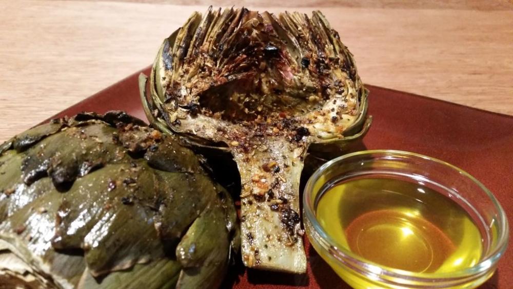 artichoke-grilled