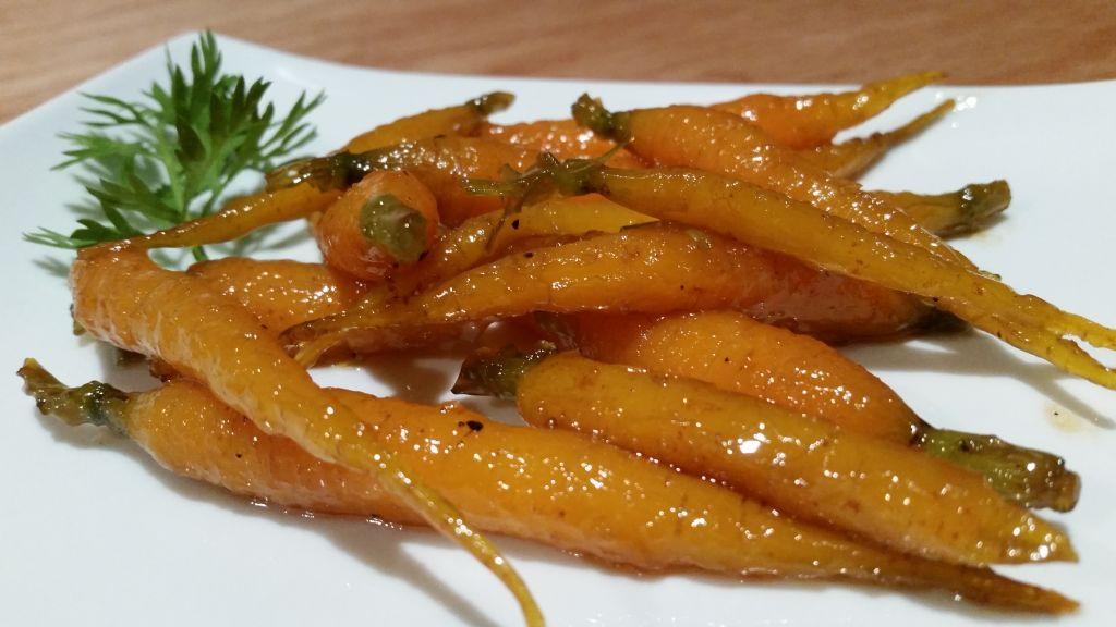Whiskey Oak Smoked Sugar Glazed Carrots – Whiskey Oak Seasonings