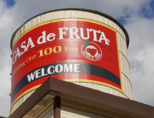 NEW RETAIL LOCATION: Casa de Fruta